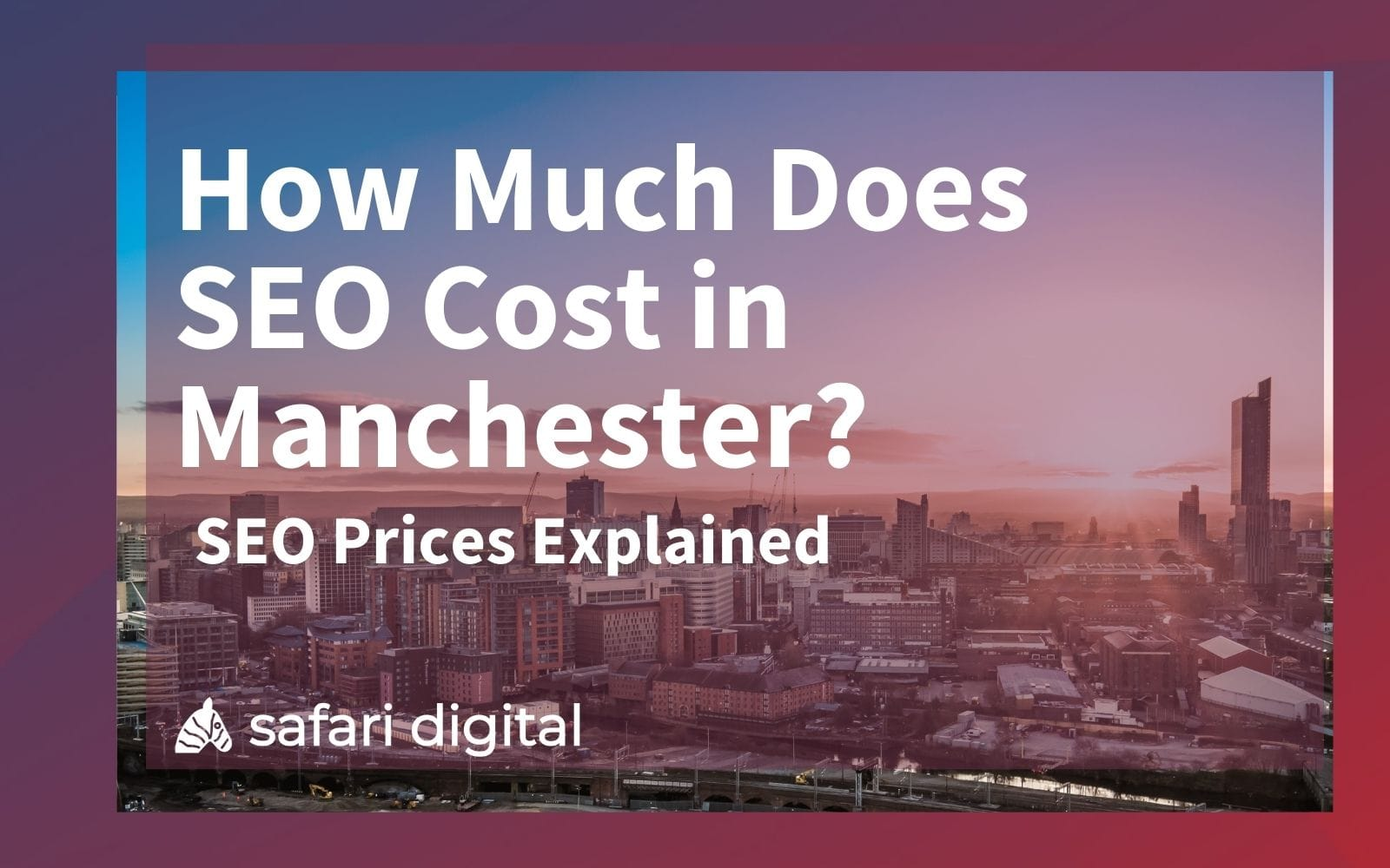 SEO cost in Manchester