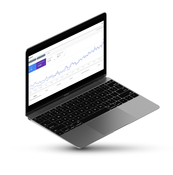 macbook with search console